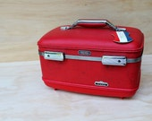 Vintage Toiletry Luggage-American Tourister