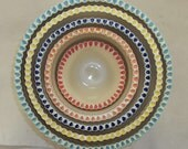 Set of 5 Nesting Bowls - Pottery - Neutral & Bright