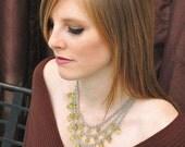 Oro Verde Triple Strand Necklace
