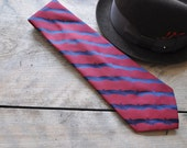 1970s Mr John Beau Brummell tie