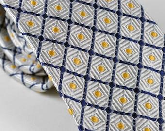 Sale 1960s Italian silk tie
