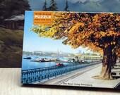 500 piece puzzle, Zurich landscape, Switzerland by Ravensburg