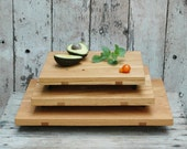 Cutting and Serving Tray: Medium by Peg and Awl