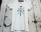 Women's - Peg and Awl Limited T - adorned by hand