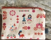 Fairytale Zippered Bag