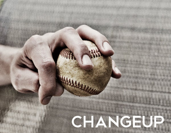 Changeup Pitch Black Amp White Photo Baseball Pitches Boys Art