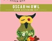 Oscar the Owl Stitch Kit