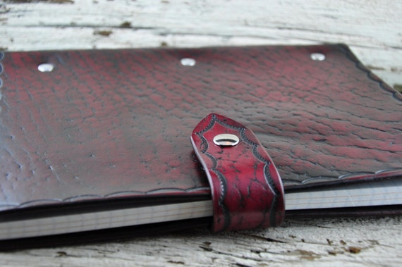 Olde Country Leather Journal SALE