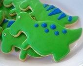 Custom listing for mybrady4868 - DINOSAUR cookie favors, Dinosaur Party Favors, Dinosaur sugar cookies