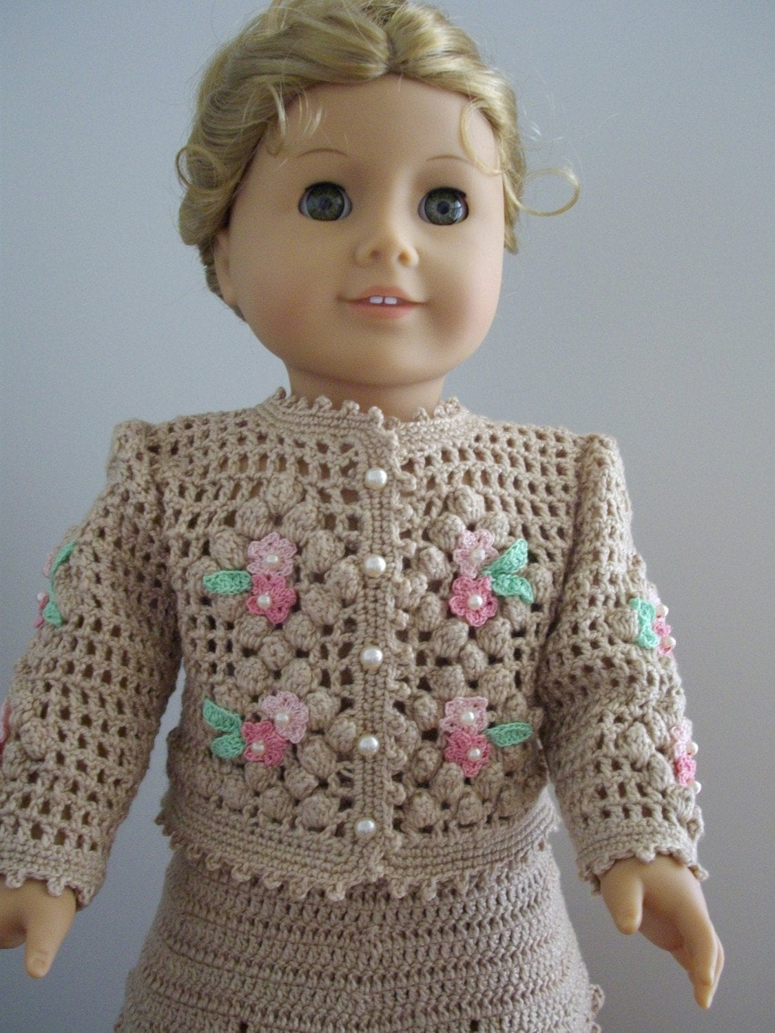 Easy Crochet Doll Skirt Pattern : Unavailable Listing on Etsy