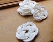 Knotted Rope Coasters