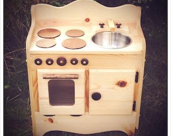 Rowena's Play Kitchen