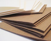 Add-on 10 Blank Folding Cards - A2-sized