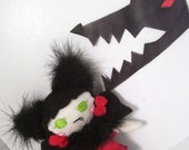 SALE Plushie Doll Red the Werewolf