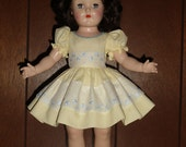 Dress for Ideal Toni or Artisan Raving Beauty Doll