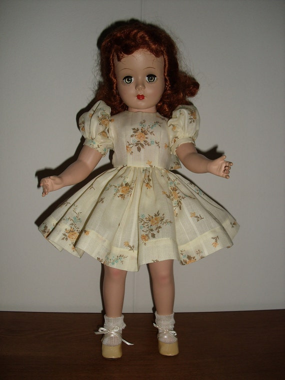 Dress for Hard Plastic R&B, Sweet Sue, Nancy Ann Style Show Doll and Other Hard Plastic Dolls