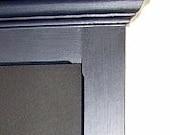 Chalk or Magnetic Chalk or EZ Erase Board Farmhouse Cottage Home Decor