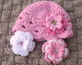 Sale half off pink Cloche just 5 dollars photo prop ready to ship hat