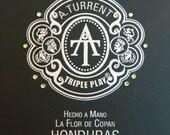 A. Turrent -  Exclusive Cigar Box