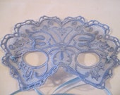 Madame Butterfly Lace Mask
