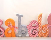 Decorative Letters For Childrens Room