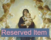 A RESERVED listing created for - 6kidsand2dogs