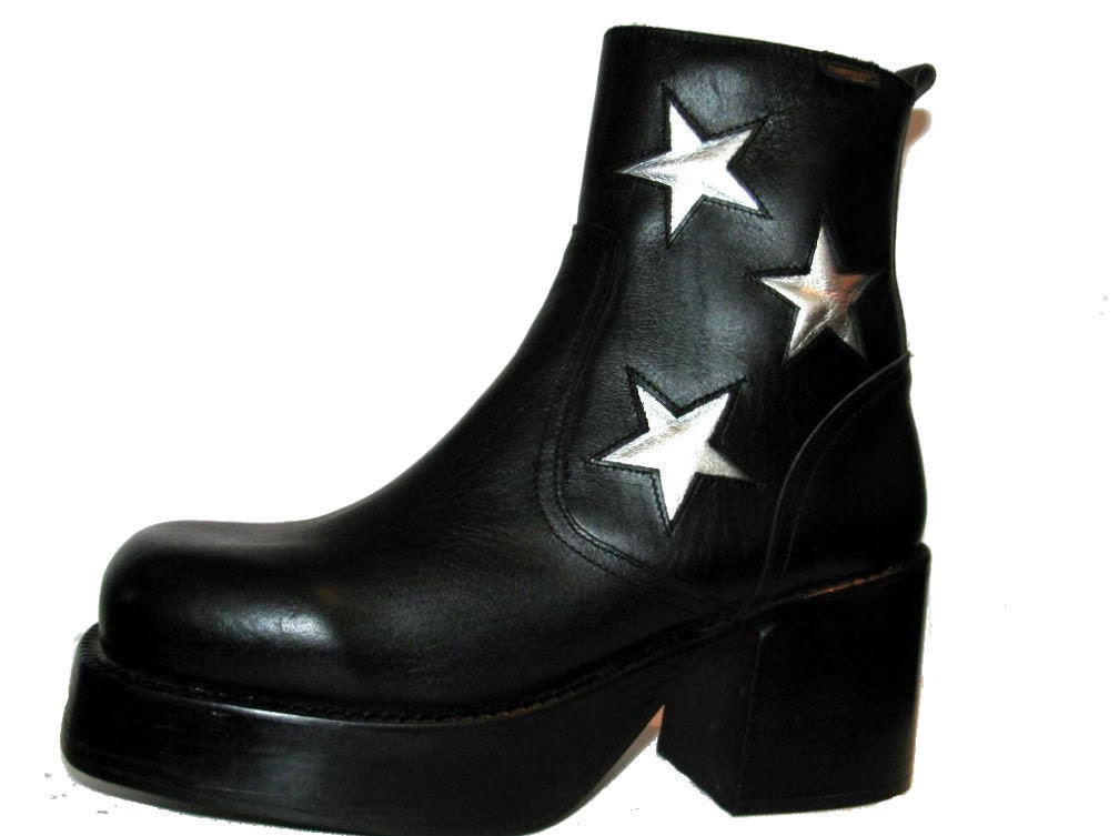 Platform Shoes And Boots For Men 43