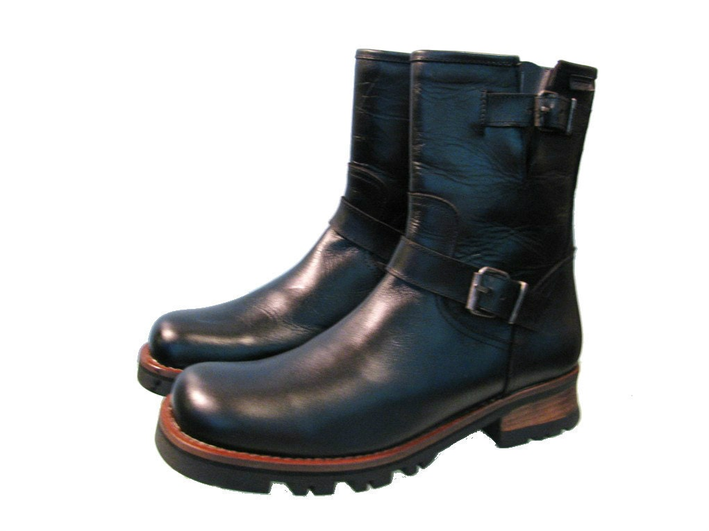 We offer men's boots, women's boots, leather jackets for men, leather jackets for women, leather vests, a wide array of motorcycle saddle bags and leather tool bags. We might not be a motorcycle superstore, but we make up for it with our quality products and our goal of % customer satisfaction!