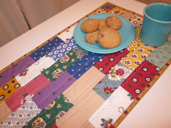 Not My Usual   Table Runner