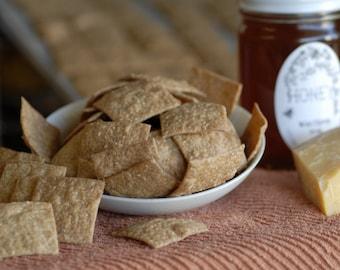 Stoneground Wheat Crackers