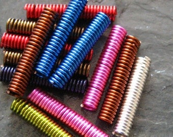 SimplyUnwired Straight Wire Coils Your Choice of Color Quantity 6