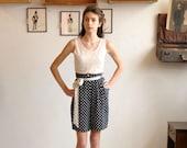 Polka Dot Shorts // Silk Shorts  //  NANTUCKET ISLAND