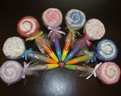 Sweet Treats Feed Me-Clean Me Lollipops