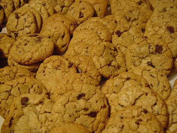 Items similar to Chocolate chip cookies - Neiman Marcus on Etsy