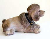Vintage Poodle Bobble Head