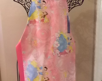 Disney Four Princess Apron
