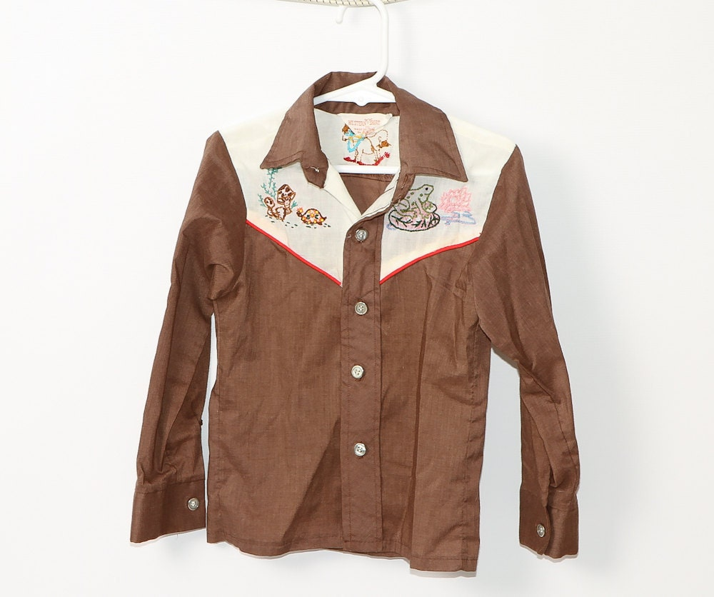 Outfit your little ones with high quality children's western wear from abpclan.gq! Browse our collection of authentic western shirts for boys and girls online here.