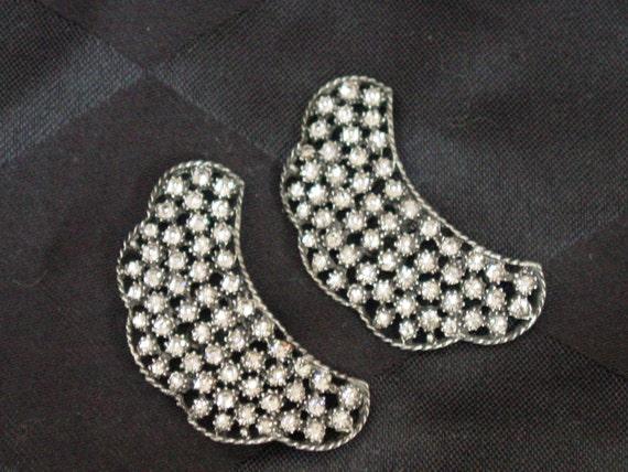 Vintage Pair of Ladies Shoe Buckles