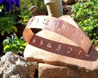 Digital Sundial or Stone Age Clock