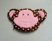 Mischievous Monkey Coin Pouch