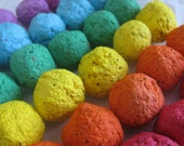 100 Rainbow seed bombs- 6 color combo