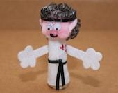 Karate Kid Finger Puppet