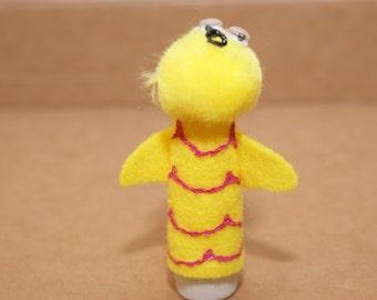 Fish Finger Puppet