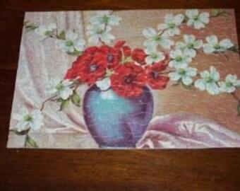 Vintage Masterpiece Picture Puzzle-Over 275 Pieces