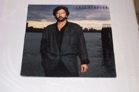 Eric Clapton August Record 1986 FACTORY SEALED