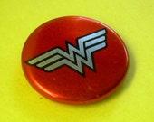 Wonder Woman Pin Button