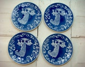 MOTHER'S DAY PLATE set of 4
