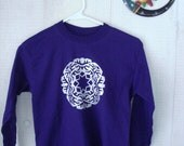 SUPER SALE Brain Star Mandala Youth Long Sleeve Tee