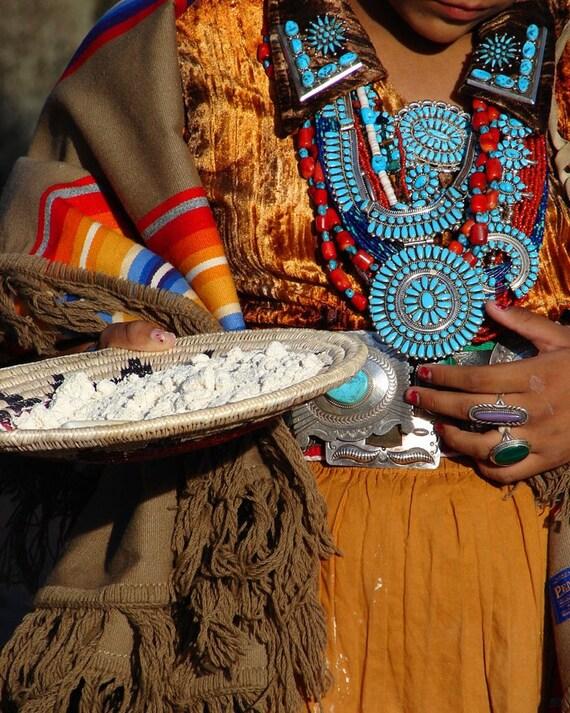 CLEARANCE, SALE,Kinaalda Navajo Puberty Ceremony, native american, navajo tradition, West,fine art photography