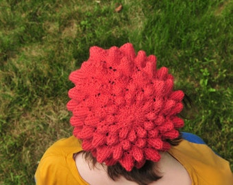 Chrysanthemum Hat Pattern